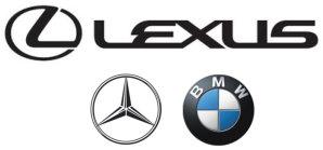 Chauffeur Driven Lexus Dublin